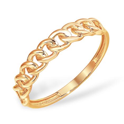 Кольцо в виде цепи