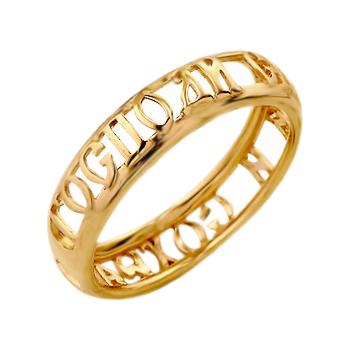 Православное кольцо из золота