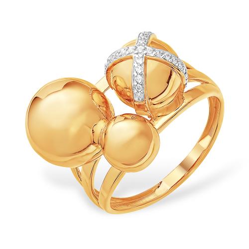 Кольцо из трёх шаров